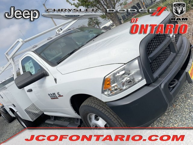 2018 Ram 3500 Regular Cab DRW 4x2,  Knapheide Service Body #18D917 - photo 1