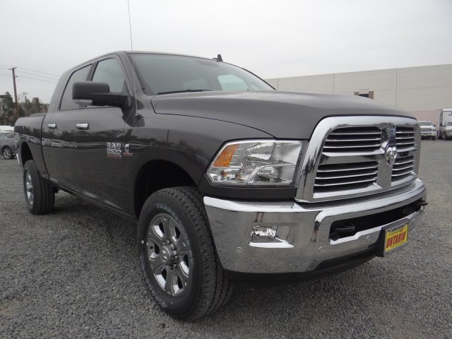 2018 Ram 2500 Mega Cab 4x4,  Pickup #18D927 - photo 18