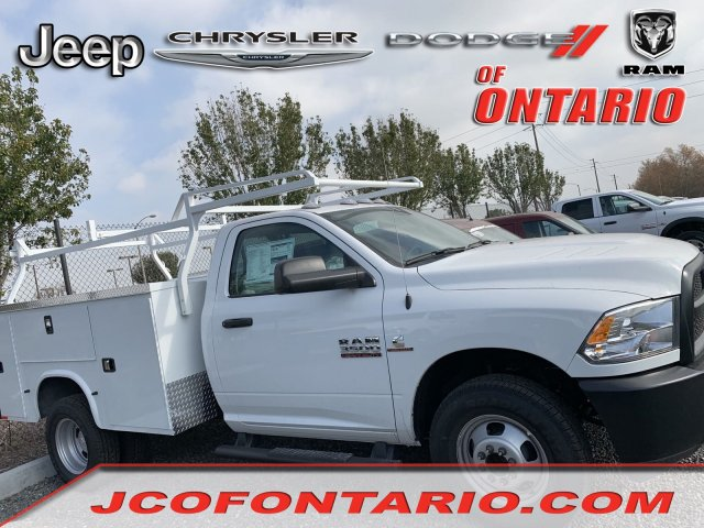 2018 Ram 3500 Regular Cab DRW 4x2,  Knapheide Service Body #18D950 - photo 1