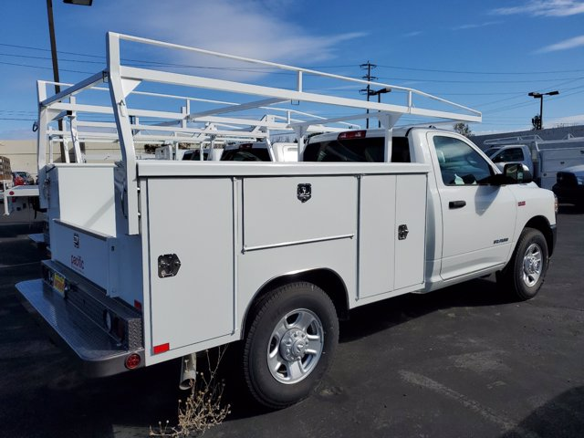 2019 Ram 2500 Regular Cab 4x2, Pacific Truck Equipment Inc. Service Body #19D2143 - photo 1