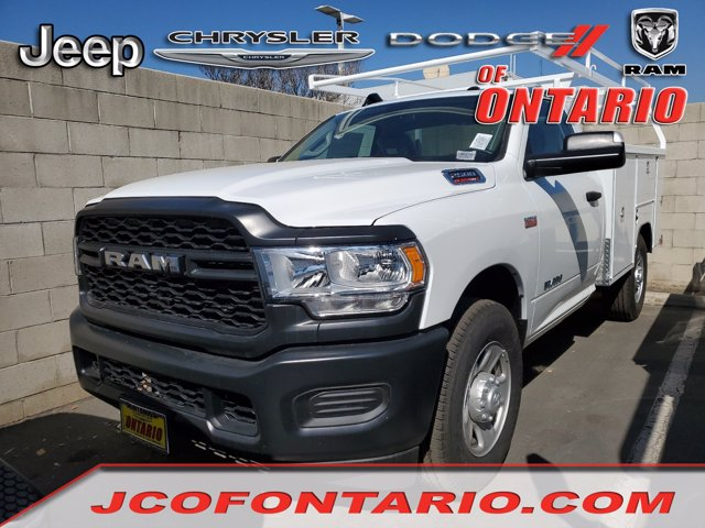 2019 Ram 2500 Regular Cab RWD, Cab Chassis #19D2163 - photo 1