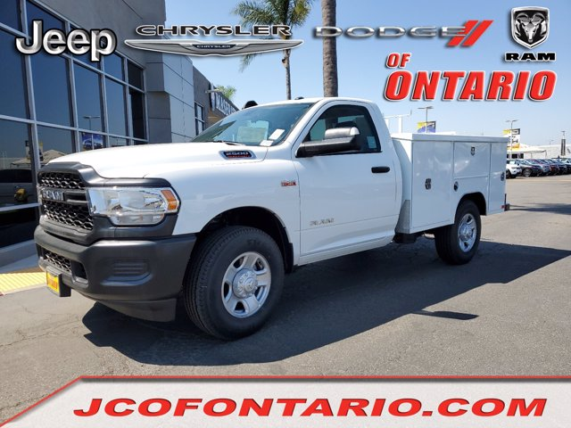 2019 Ram 2500 Regular Cab 4x2, Pacific Truck Equipment Inc. Service Body #19D2166 - photo 1