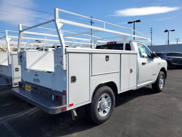 2019 Ram 2500 Regular Cab 4x2, Pacific Truck Equipment Inc. Service Body #19D2167 - photo 1
