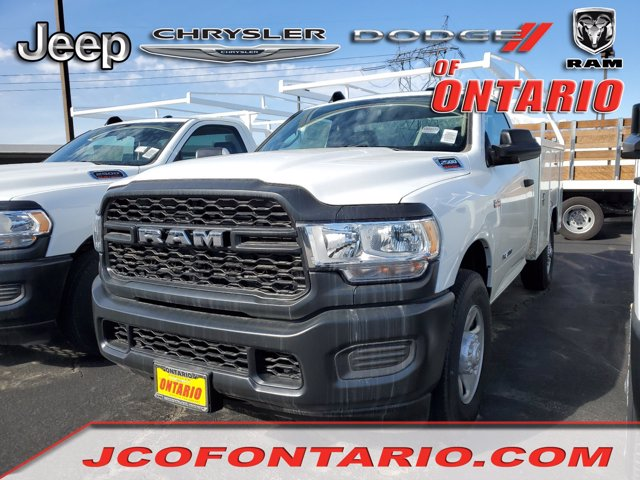 2019 Ram 2500 Regular Cab 4x2, Pacific Truck Equipment Inc. Service Body #19D2173 - photo 1
