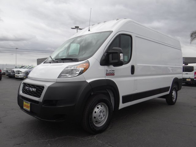 2019 ProMaster 2500 High Roof FWD,  Empty Cargo Van #19D423 - photo 17