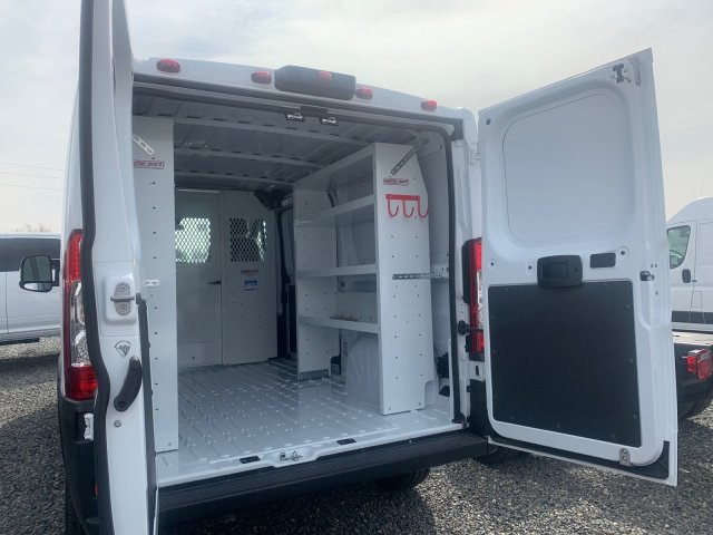 2019 ProMaster 1500 Standard Roof FWD,  Weather Guard Upfitted Cargo Van #19D468 - photo 5