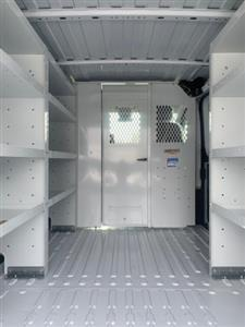 2019 ProMaster 1500 Standard Roof FWD,  Weather Guard Upfitted Cargo Van #19D468 - photo 8