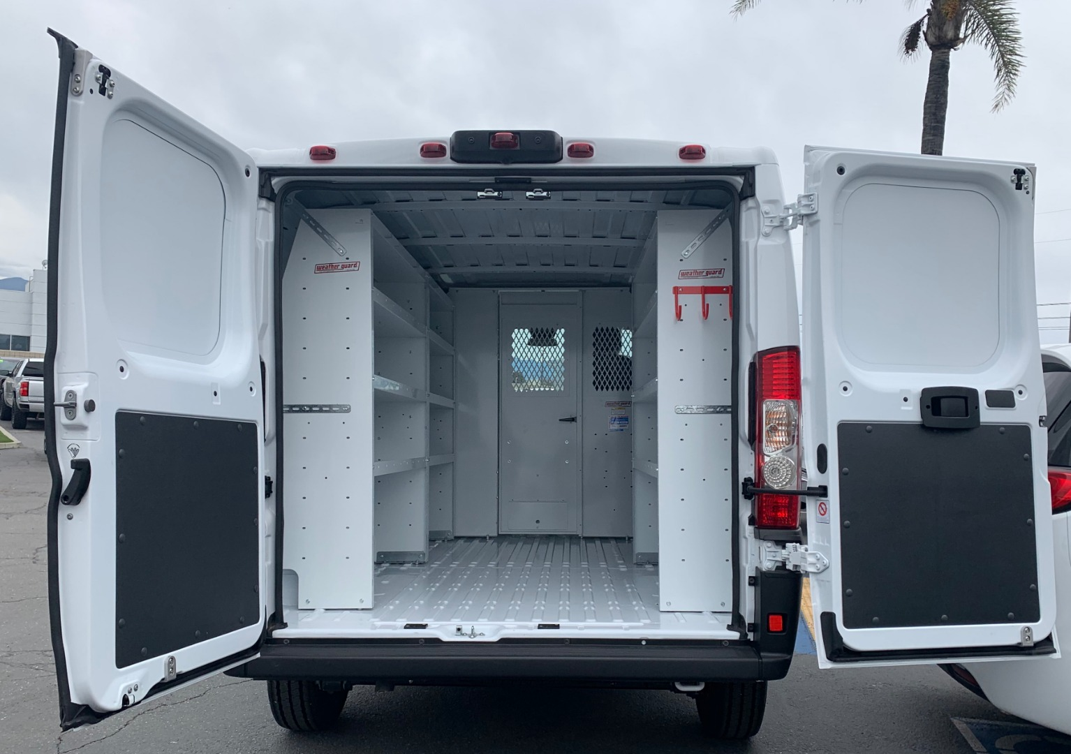 2019 ProMaster 1500 Standard Roof FWD,  Weather Guard Upfitted Cargo Van #19D469 - photo 24
