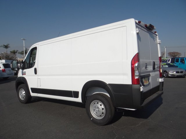 2019 ProMaster 1500 Standard Roof FWD,  Weather Guard Upfitted Cargo Van #19D469 - photo 3