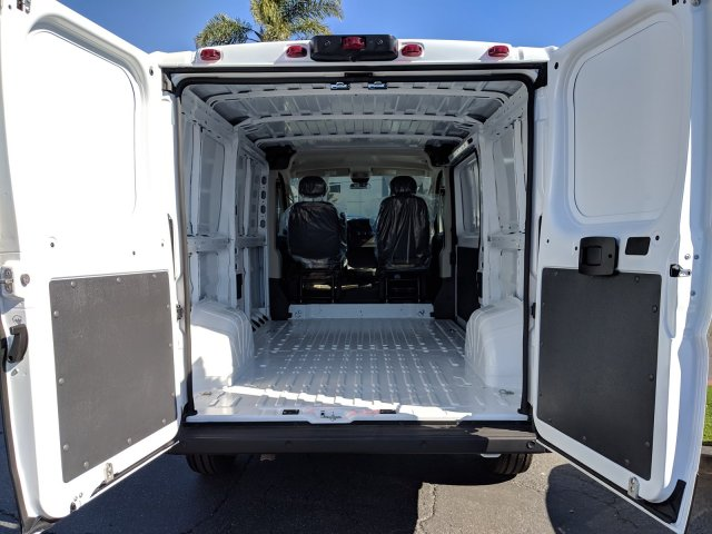 2019 ProMaster 1500 Standard Roof FWD,  Empty Cargo Van #19D490 - photo 2
