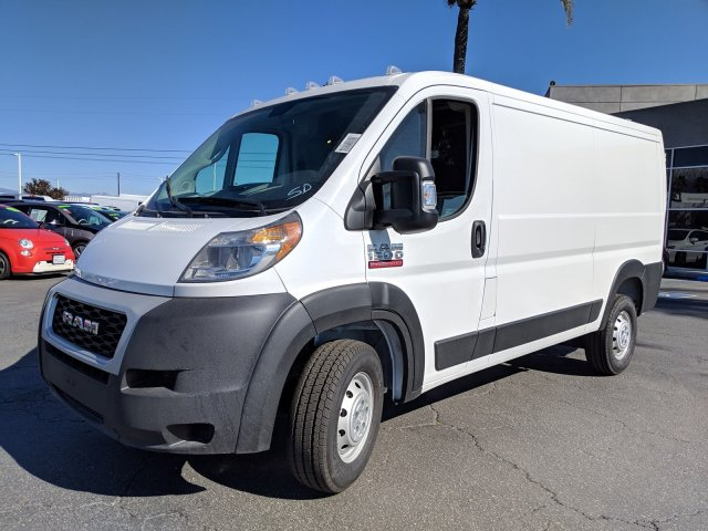 2019 ProMaster 1500 Standard Roof FWD,  Empty Cargo Van #19D519 - photo 17