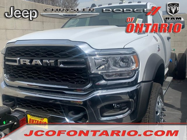 2019 Ram 5500 Regular Cab DRW 4x2,  Cab Chassis #19D770 - photo 1