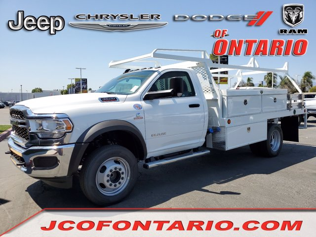 2020 Ram 4500 Regular Cab DRW 4x2, Scelzi Contractor Body #20D1000 - photo 1