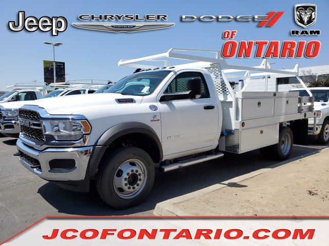 2020 Ram 4500 Regular Cab DRW 4x2, Scelzi Contractor Body #20D1033 - photo 1