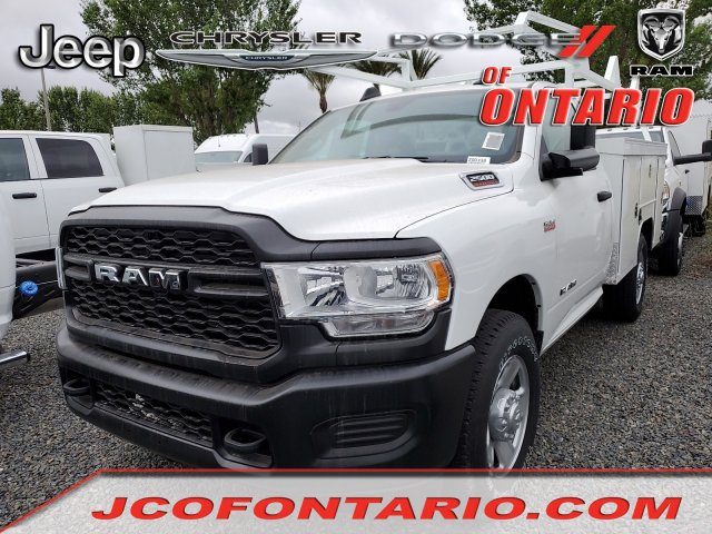 2020 Ram 2500 Regular Cab 4x2, Scelzi Service Body #20D338 - photo 1