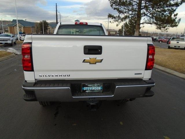 2017 Silverado 2500 Regular Cab 4x4, Pickup #75681 - photo 5