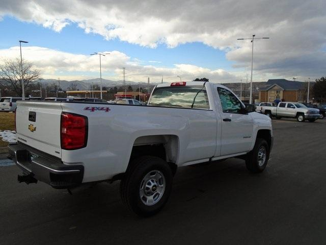 2017 Silverado 2500 Regular Cab 4x4, Pickup #75681 - photo 4