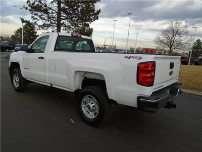 2017 Silverado 2500 Regular Cab 4x4, Pickup #75681 - photo 2