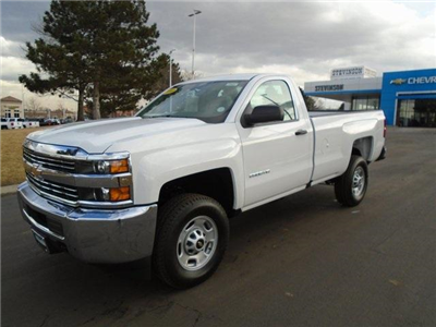 2017 Silverado 2500 Regular Cab 4x4, Pickup #75681 - photo 7