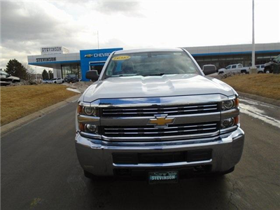 2017 Silverado 2500 Regular Cab 4x4, Pickup #75681 - photo 8