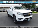2017 Colorado Double Cab 4x4 Pickup #75740 - photo 1