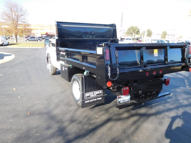 2017 Silverado 3500 Regular Cab 4x4 Dump Body #75754 - photo 2