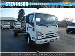 2017 Low Cab Forward Regular Cab, Cab Chassis #75885 - photo 1