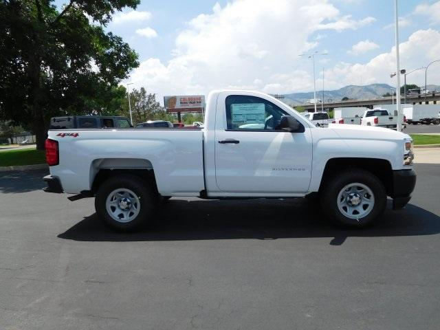 2018 Silverado 1500 Regular Cab 4x4, Pickup #85036 - photo 3