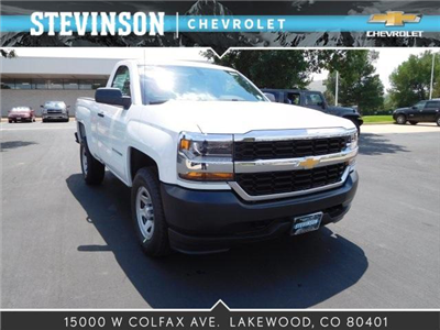 2018 Silverado 1500 Regular Cab 4x4, Pickup #85036 - photo 1