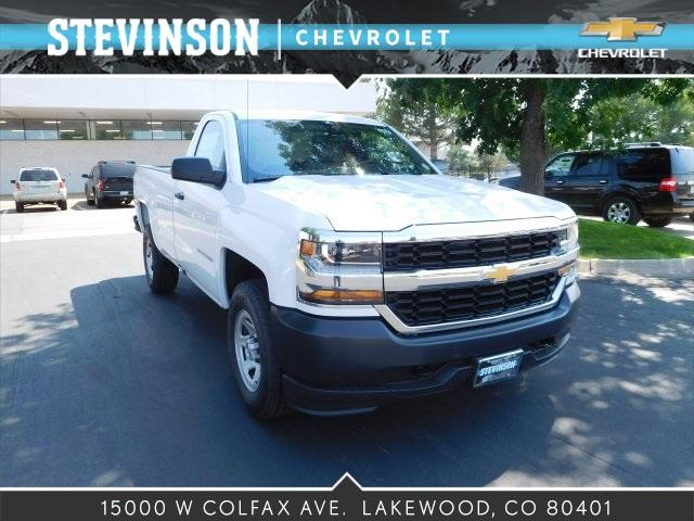 2018 Silverado 1500 Regular Cab 4x4, Pickup #85040 - photo 1