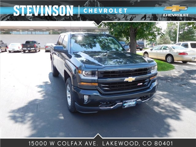 2018 Silverado 1500 Crew Cab 4x4 Pickup #85055 - photo 1