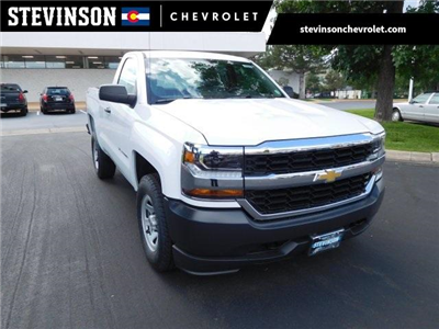 2018 Silverado 1500 Regular Cab 4x4,  Pickup #85065 - photo 1