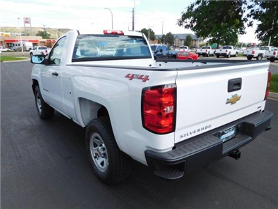2018 Silverado 1500 Regular Cab 4x4, Pickup #85065 - photo 2