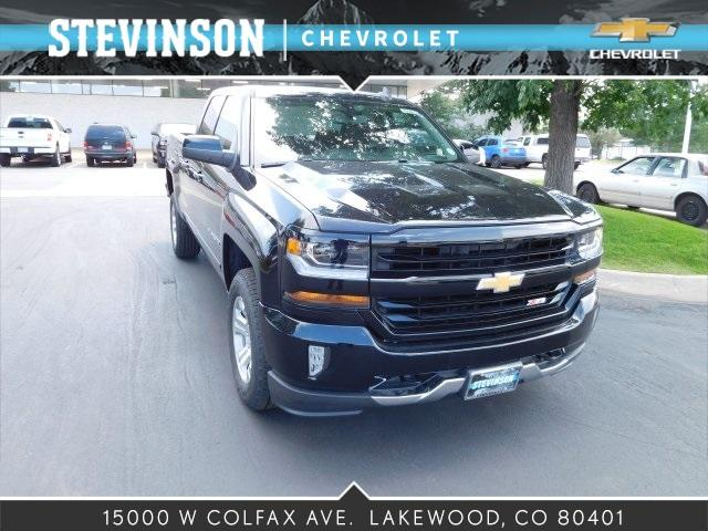 2018 Silverado 1500 Double Cab 4x4, Pickup #85066 - photo 1