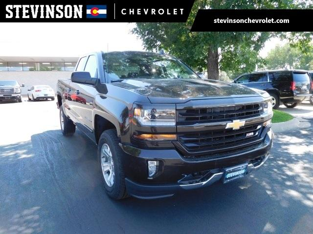 2018 Silverado 1500 Double Cab 4x4,  Pickup #85083 - photo 16