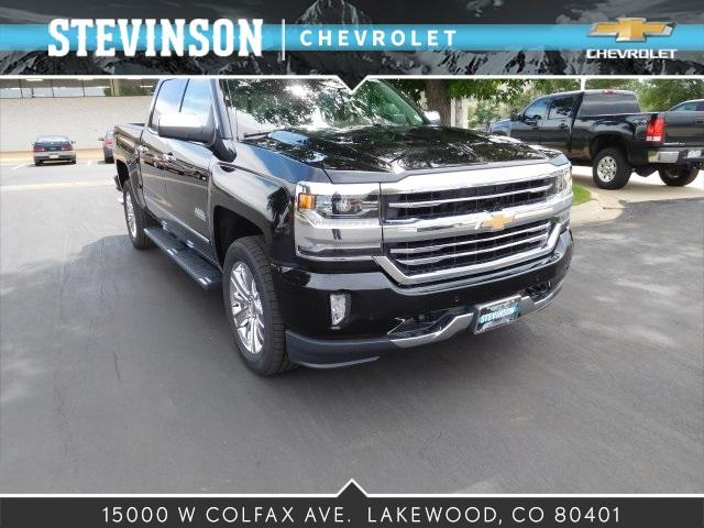 2018 Silverado 1500 Crew Cab 4x4, Pickup #85102 - photo 1