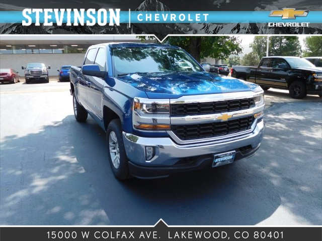 2018 Silverado 1500 Crew Cab 4x4 Pickup #85106 - photo 1