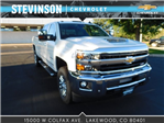 2018 Silverado 3500 Crew Cab 4x4 Pickup #85108 - photo 1
