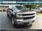 2018 Silverado 1500 Crew Cab 4x4 Pickup #85117 - photo 1