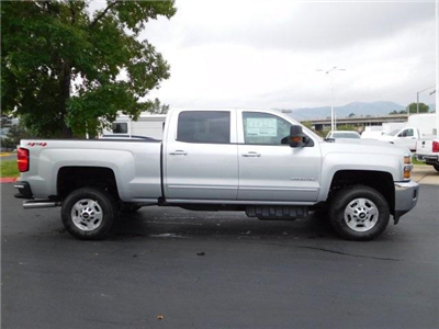 2018 Silverado 2500 Crew Cab 4x4, Pickup #85153 - photo 3