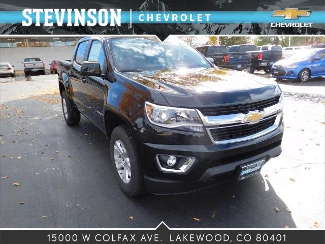 2018 Colorado Crew Cab 4x4, Pickup #85179 - photo 1