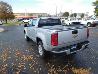 2018 Colorado Crew Cab 4x4, Pickup #85180 - photo 2