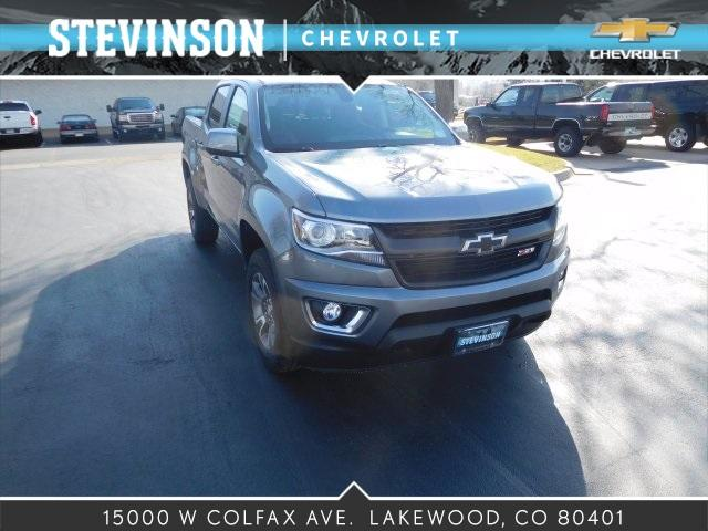 2018 Colorado Crew Cab 4x4 Pickup #85218 - photo 1