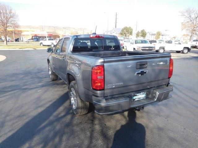 2018 Colorado Crew Cab 4x4 Pickup #85218 - photo 2