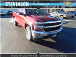 2018 Silverado 1500 Extended Cab 4x4 Pickup #85239 - photo 1