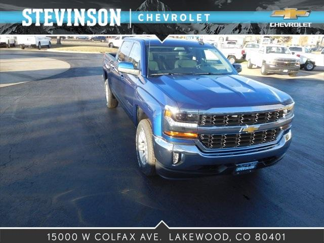 2018 Silverado 1500 Crew Cab 4x4, Pickup #85249 - photo 1