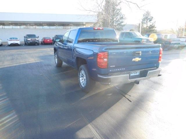 2018 Silverado 1500 Crew Cab 4x4, Pickup #85249 - photo 2