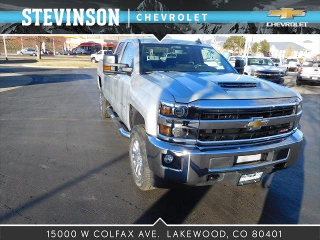 2018 Silverado 2500 Double Cab 4x4, Pickup #85270 - photo 1