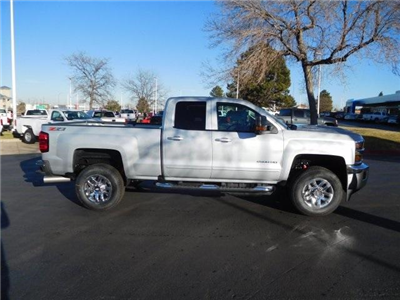 2018 Silverado 2500 Double Cab 4x4, Pickup #85270 - photo 3