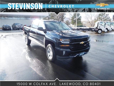 2018 Silverado 1500 Crew Cab 4x4 Pickup #85294 - photo 1
